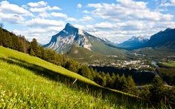 Piękny natura krajobraz Zdjęcia Stock