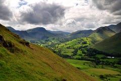 Piękny natura krajobraz Obraz Royalty Free