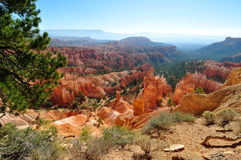 Piękny natura krajobraz Zdjęcie Royalty Free
