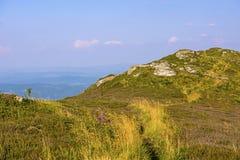 Piękny naturalny krajobraz spadek Fotografia Stock