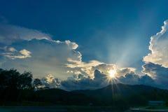 piękny niebo Zdjęcie Royalty Free