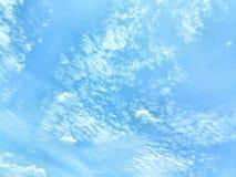 Piękny niebo Obrazy Stock