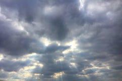 Piękny niebo Obraz Royalty Free