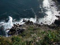 Piękny ocean Zdjęcia Stock