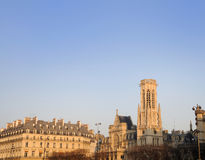 piękny parisian Fotografia Stock