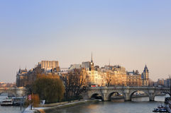 piękny parisian Zdjęcie Stock