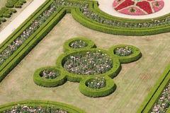 Piękny park Obrazy Royalty Free