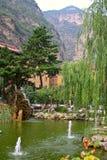 Piękny park Fotografia Stock