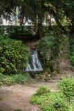 Piękny Parkowy scena park publicznie obraz stock