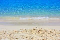 piękny piasek Zdjęcie Stock