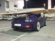 Piękny porche 911 sportów tryb Fotografia Royalty Free