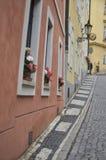 Piękny Praga miasto obrazy royalty free