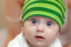Piękny radosny dziecko Obraz Stock
