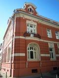 Piękny retro budynek Zdjęcia Royalty Free