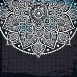 Piękny rocznika ornament Obraz Royalty Free