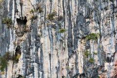 Piękny seascape niewidziany Tajlandia Obraz Royalty Free