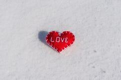 Piękny serce Obraz Stock
