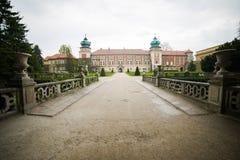 Piękny stary kasztel w Polska Obraz Stock