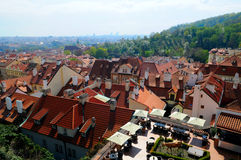 piękny stary Prague Obraz Stock
