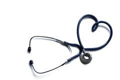 piękny stetoskop Obrazy Royalty Free