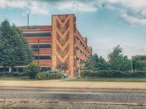 Piękny szpital Zdjęcie Stock
