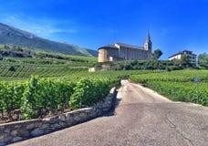 piękny Szwajcarii Zdjęcia Stock