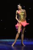 Piękny tancerz Zdjęcia Royalty Free
