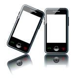 Piękny telefon komórkowy Zdjęcie Royalty Free