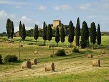 piękny Tuscany zdjęcia stock