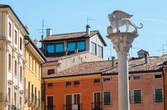 Piękny Vicenza Zdjęcie Royalty Free