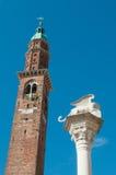 Piękny Vicenza Zdjęcia Stock