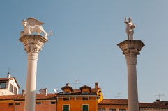 Piękny Vicenza Fotografia Royalty Free
