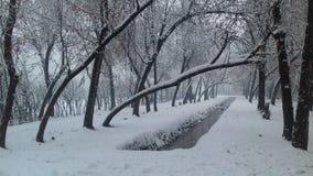 Piękny widok miejsce W Kaszmir Zdjęcie Stock