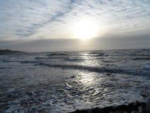 piękny widok morza Obrazy Stock