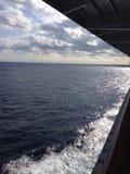 piękny widok na ocean Fotografia Royalty Free