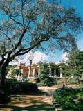 Piękny widok w parku zdjęcie royalty free
