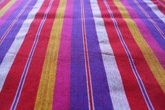 Piękny wzór loincloth w Tajlandia Obrazy Stock