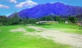 piękny wzgórze Zdjęcia Royalty Free