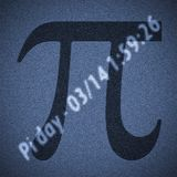 Pi number day Royalty Free Stock Photo
