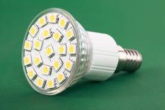 Più nuova lampadina del LED Fotografie Stock