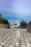 Pia do Urso village, Fatima Stock Photos