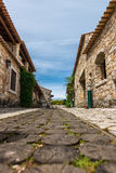 Pia do Urso village, Fatima, Portugal Stock Images