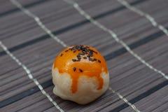 Pia Kha Nom звонка торта луны или тайских людей стоковое изображение