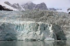 Pia lodowiec w Patagonia Chile fotografia royalty free