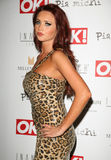 Pia Michi, Fashion Show, Amy Childs Stock Image