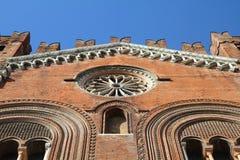 Piacenza, Ιταλία στοκ εικόνες