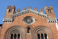 Piacenza Royalty-vrije Stock Afbeeldingen