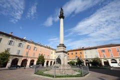 Piacenza, Italie Photos libres de droits