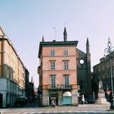 Piacenza stad Arkivfoto