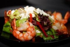 Piacere dal pasto nello stile giapponese Fotografia Stock Libera da Diritti